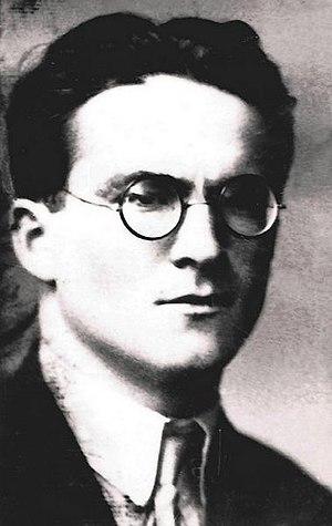 Mircea Eliade - Eliade in 1933