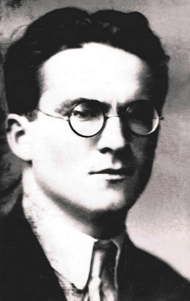 Mircea Eliade young