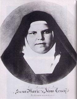 Mariam Baouardy 19th-century Melkite Carmelite nun and saint