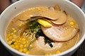 Miso Ramen with Chashu, Butter and Corn (8665364490).jpg