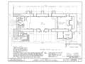 Mission San Buenaventura, East Main Street and South Figueroa Street, Ventura, Ventura County, CA HABS CAL,56-VENT,1- (sheet 2 of 10).png