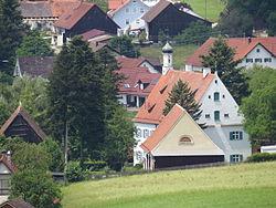 Mittelneufnach - Zum Schlößle Nr 3 ehem Amtshaus v O 01.JPG