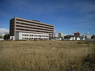 Miyagino-ku, Sendai Ward in Tōhoku, Japan
