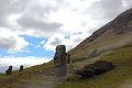 Moais in Rano Raraku. Easter Island.JPG