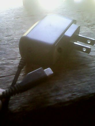 Battery charger - A typical simple charger