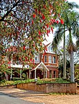 A significant Berea villa of the Victorian period with Italianate characteristics; two storied gable Architectural style: Berea style. Type of site: House Current use: house. Turn north into Musgrave Road from Berea Road North. One of the best examples of Victorian architecture in Durban