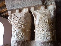 Monasterio Suso capiteles.jpg