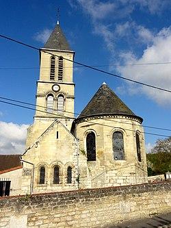 Église Saint-Éloi de Monchy-Saint-Éloi