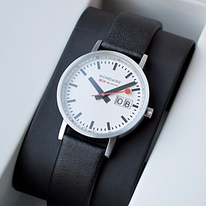 Mondaine - Mondaine Watch model 30008