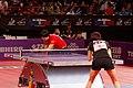 Mondial Ping -Women's Singles - Quarterfinal - Wu Yang-Li Xiaoxia - 33.jpg