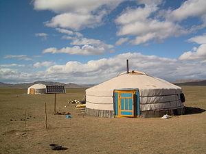 Ger, Mongolia