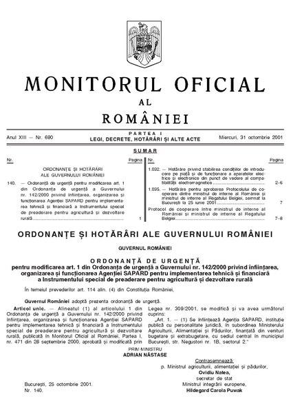 OG 31/08/ - Portal Legislativ