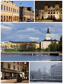 Oulu collage