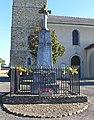 Monument aux morts de Laslades (Hautes-Pyrénées) 1.jpg