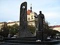Monument of T.G.Shevchenko in Lviv.jpg