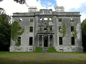 Anglo Irish Big House Wikipedia