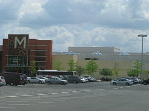 Moorestown Mall - Moorestown Mall in 2012