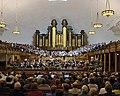Mormon Tabernacle Choir Rehearsal (5076580717).jpg