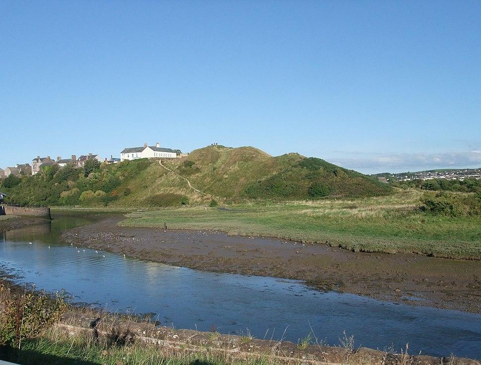 Motte Hill, Maryport