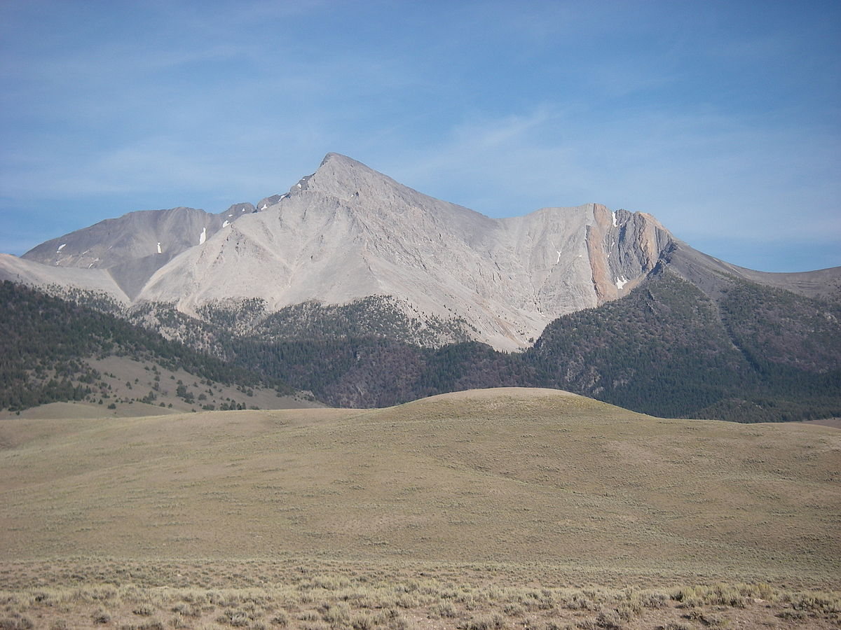 Borah Peak - Wikipedia