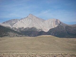 Borah Peak Highest mountain in Idaho, United States