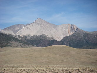Borah Peak - Mount Borah, August 2009