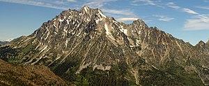 Mount Stuart - Mount Stuart from the south.