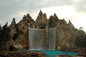 Amusement park - Wonder Mountain at Canada's Wonderland