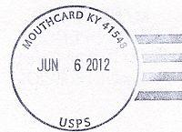 Mouthcard Kentucky Wikipedia