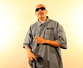 Mr. Capone-E Hip Hop artist