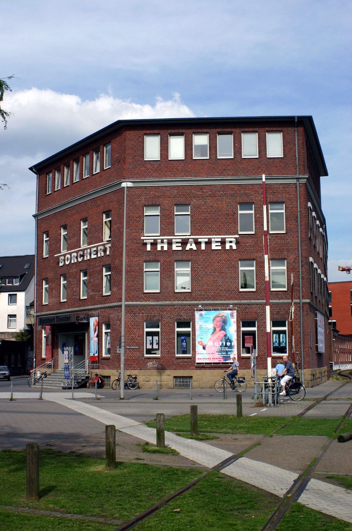 Cinema Münster wolfgang borchert theater