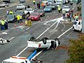 Multi vehicle accident - M4 Motorway, Sydney, NSW (8076183554).jpg