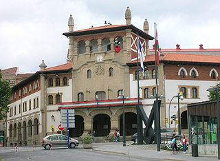 Mungia Municipality in Basque Country, Spain