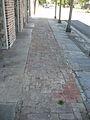 MunstersBldgLaurelSidewalk.JPG