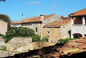 Muntic -  Old traditional house - Cvitko's hiža.