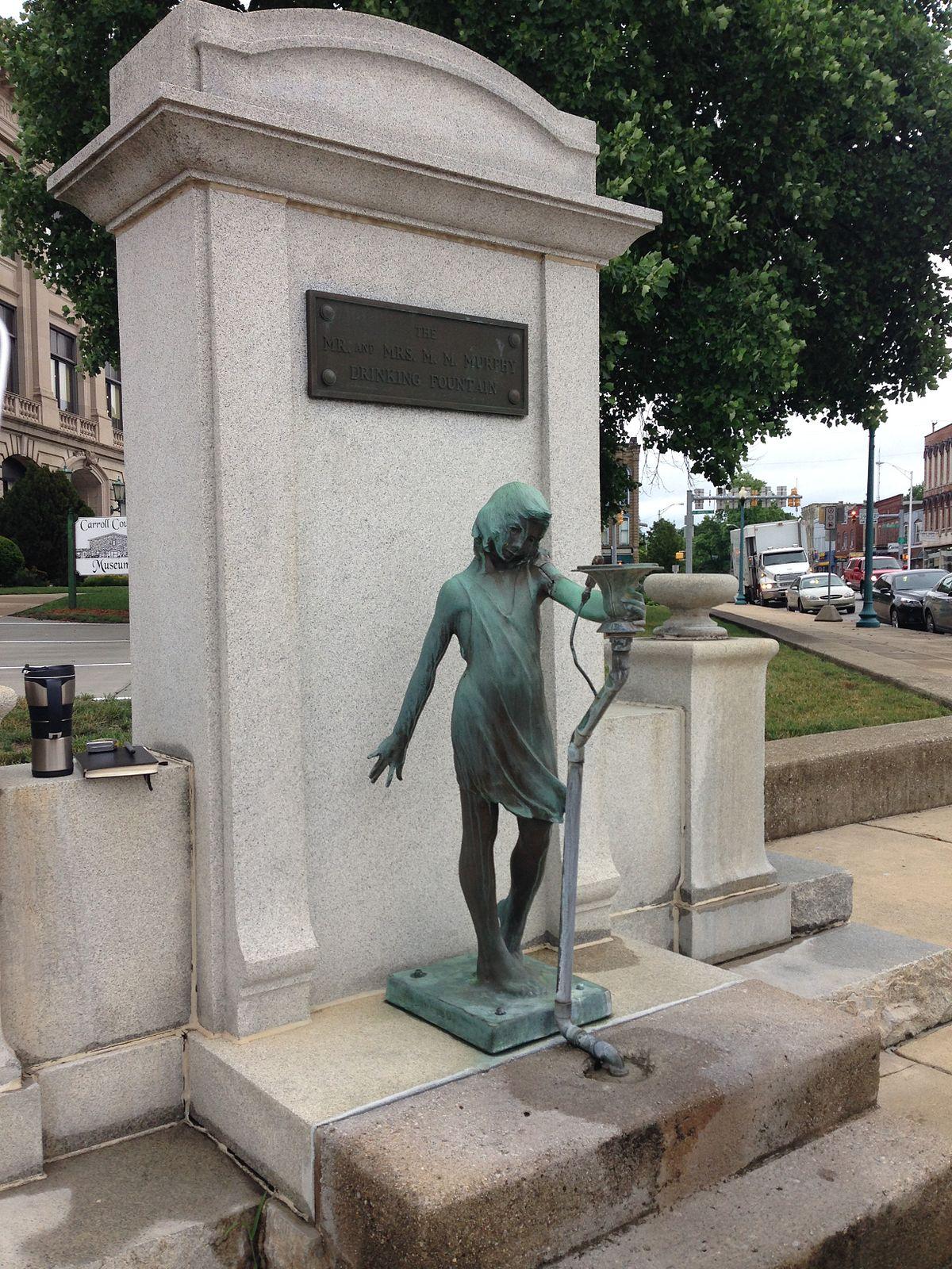 Murphy Memorial Drinking Fountain Wikipedia