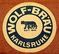 Musée Européen de la Bière, Beer coaster pic-119.JPG