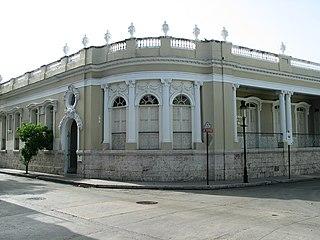 Museo de la Música Puertorriqueña Music history museum in Ponce, Puerto Rico