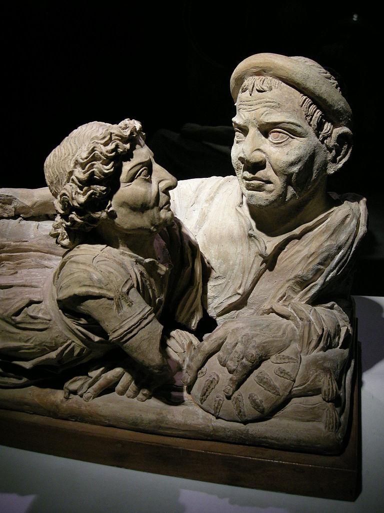 File museo guarnacci urna degli sposi i sec ac 04 jpg for Degli sposi