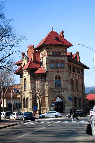 Archaeology Museum Piatra Neamț - Cucuteni Museum