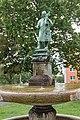 Nürnberg, Burgschmietstraße, Brunnen, zum Gedächtnis an Jakob Daniel Burgschmiet 20170821 002.jpg