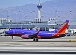 N793SA Southwest Airlines 2001 Boeing 737-7H4 (cn 27888-744) Spirit One (5636489437).jpg