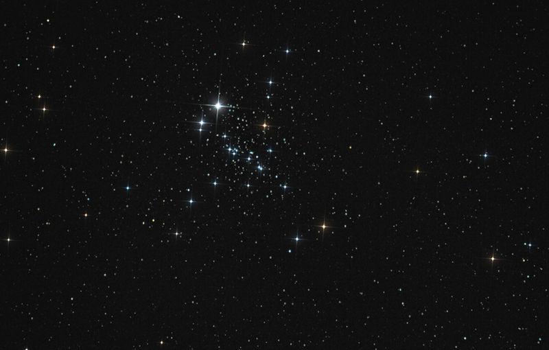 NGC 457 - L'amas d'ET