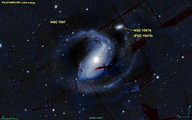 Image illustrative de l'article NGC 1097