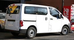 NISSAN NV200 VANETTE DX rear.jpg