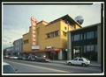 NORTH FRONT, LOOKING SOUTHEAST - Fourth Avenue Theatre, 630 West Fourth Avenue, Anchorage, Anchorage, AK HABS AK,2-ANCH,1-8 (CT).tif
