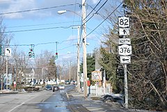 NY 376 at NY 82 in Hopewell Junction.JPG