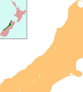 Paroa, West Coast Place in West Coast, New Zealand