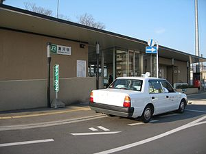 Namegawa Station - Namegawa Station