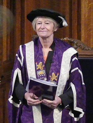 Nancy Rothwell - Image: Nancy Rothwell P1030027 (23707820741) (cropped)